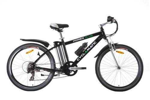 Cyclamatic Electric Mountain Bike