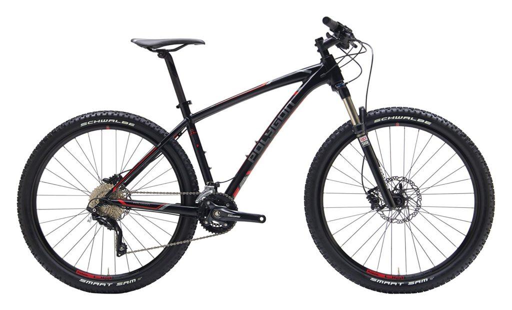 Polygon Bikes Siskiu 7 Hardtail Mountain Bicycle