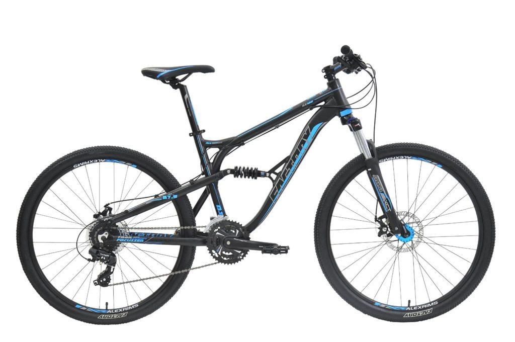 """Factory DS180-27.5"""" 24SP MTB Bike"""