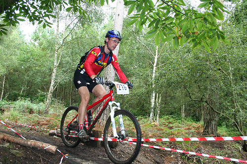 Mountain Bike event