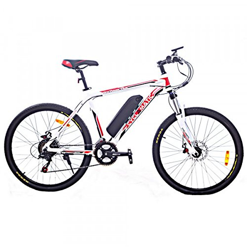 Cyclamatic Electric Mountain Bike
