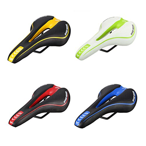 new road mountain mtb gel comfort saddle bike outerdo new bicycle saddle professional road mtb gel 388